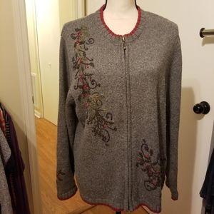 Croft&Barrow Sweater Size XL